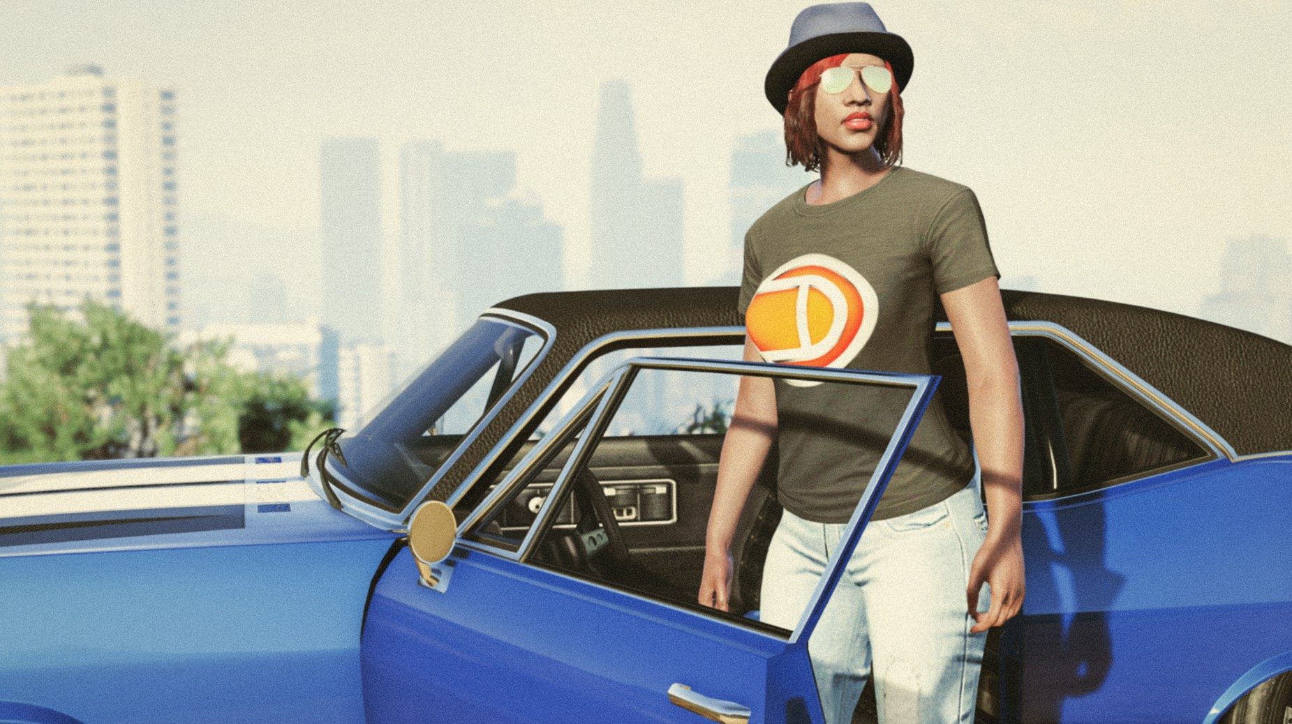 GTA Online offers romantic bonuses and a hot new car for Valentine's Day