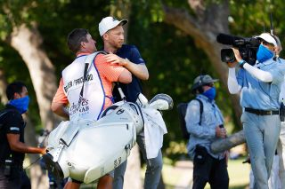 CBS saw a 50% audience lift for the final round of the PGA Tour's Charles Schwab Challenge, won by Daniel Berger, on June 14.