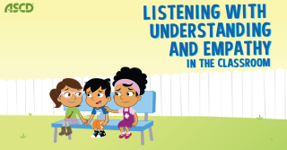 Listening with Understanding and Empathy in the Classroom