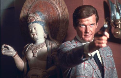 The Man with the Golden Gun - Roger Moore plays James Bond in perhaps the cheesiest film in the 007 canon