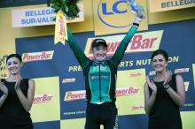Stage 10 winner Thomas Voeckler (Europcar)