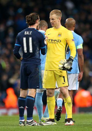 Manchester City v Real Madrid – UEFA Champions League – Semi-Final – First Leg – Etihad Stadium