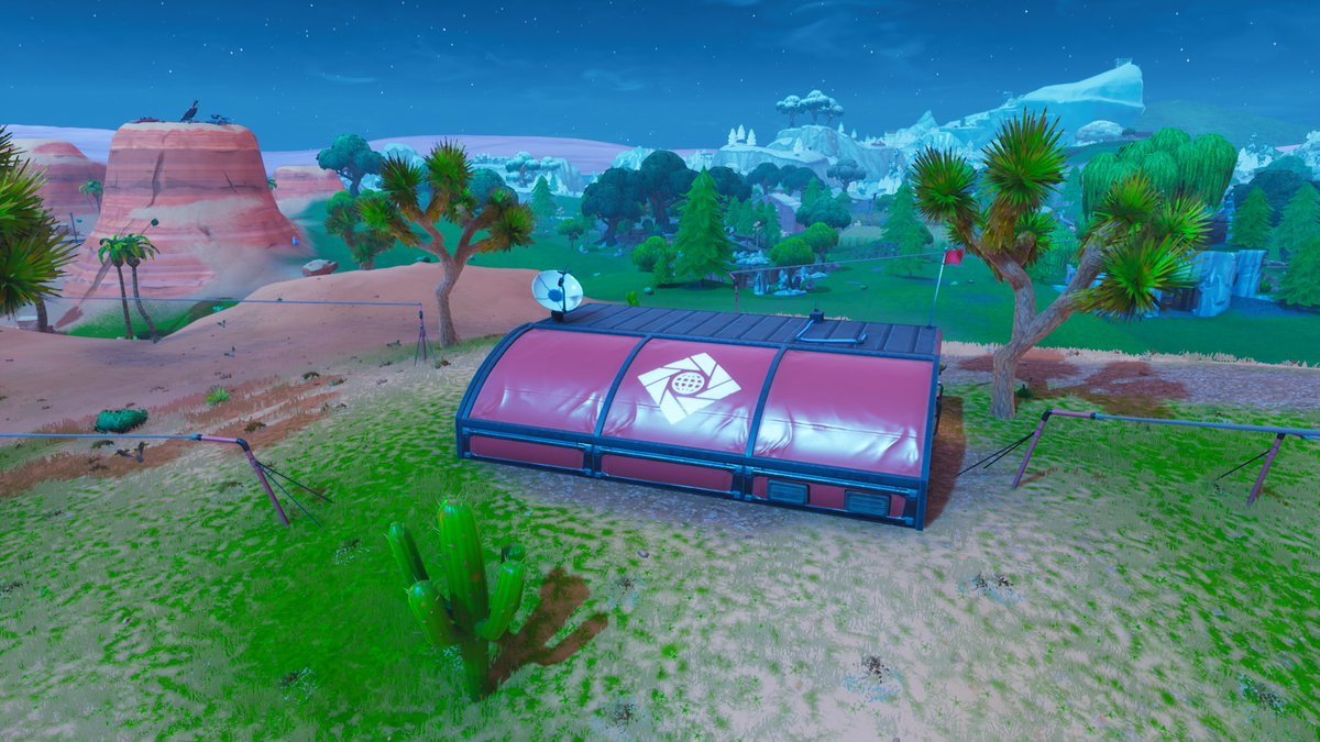 Fortnite Expedition Outpost Locations Pc Gamer
