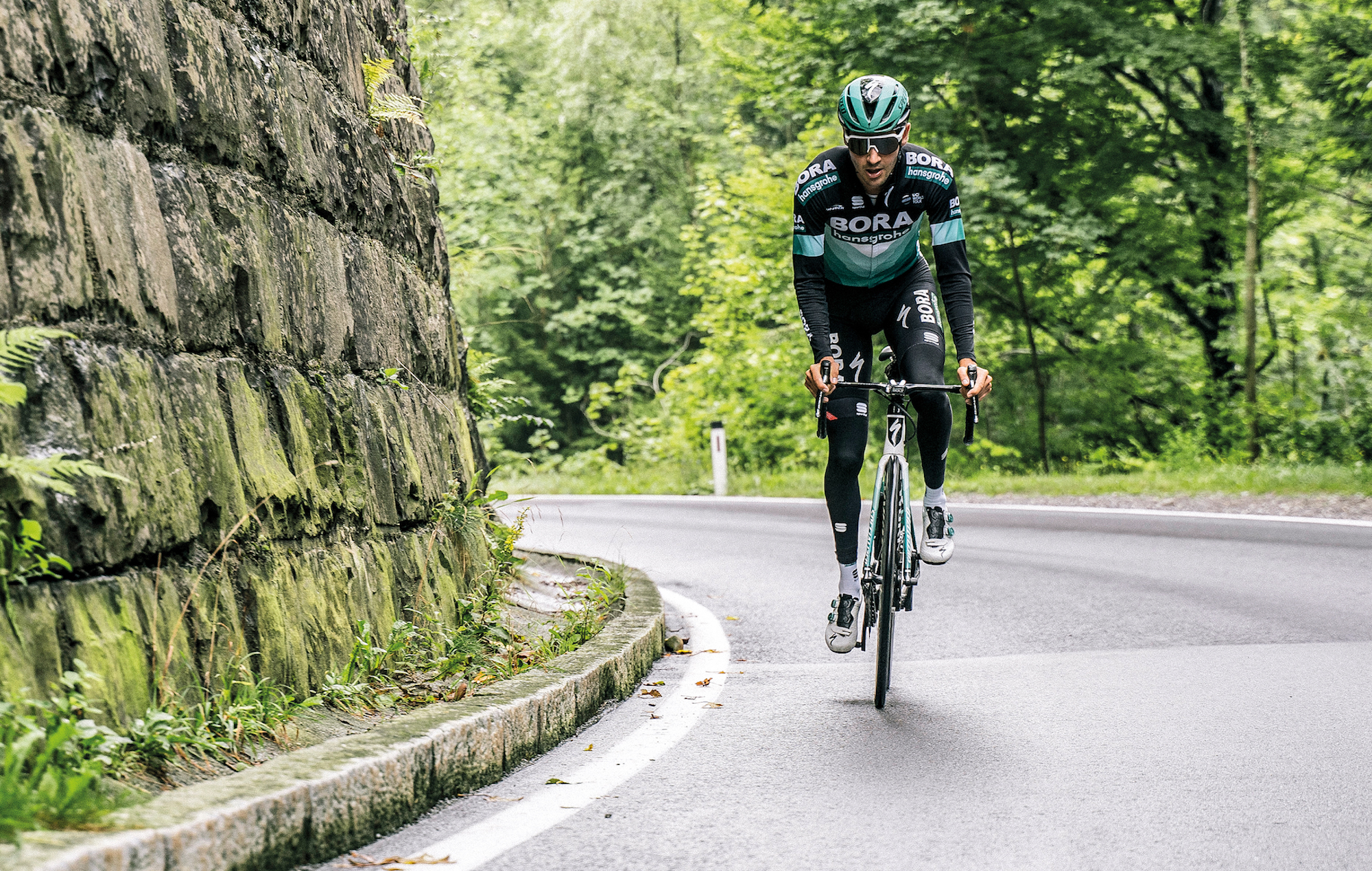 Emanuel Buchmann's Everesting record invalid after rule break - Cycling Weekly