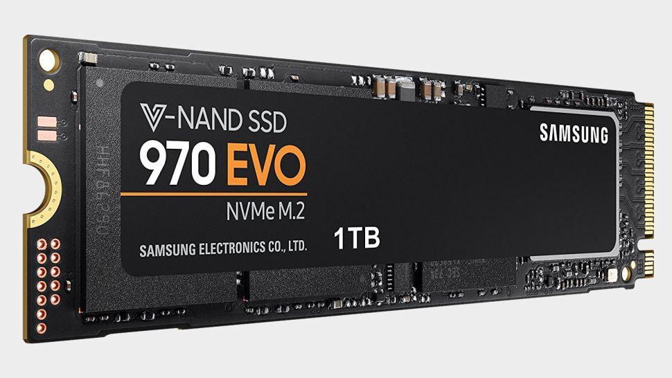 ذاكرة التخزين Samsung 970 Evo 1TB