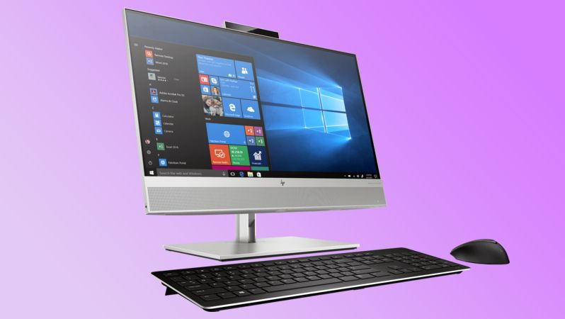 Forget iMac 2021 — HP's new all-in-one has big features Apple can't match