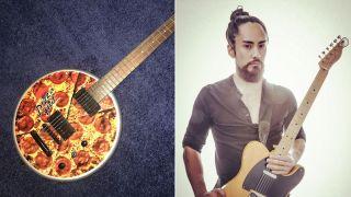 Samurai Guitarist