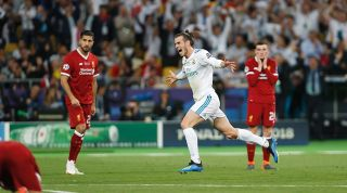 Bale Liverpool 2018