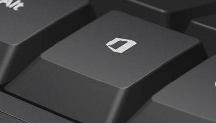 Microsoft could replace the Menu key – which you probably never use – with a new Office key