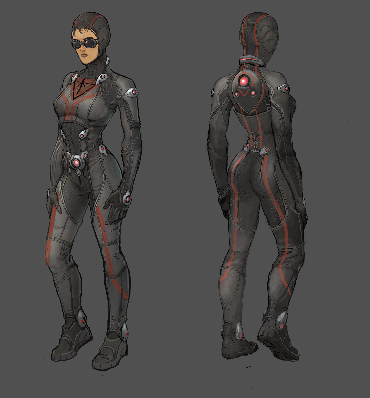 GamesCom 2011: PlanetSide 2 Screenshots Introduces New Character Classes #18762