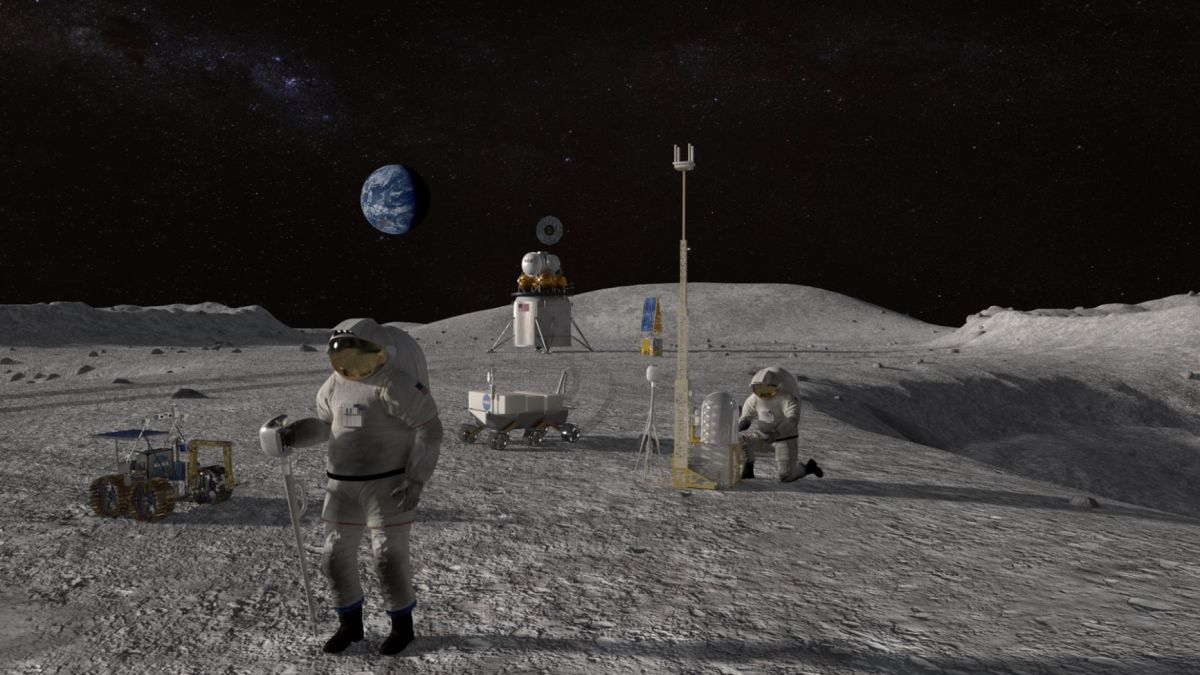 The 1st Artemis astronauts on the moon may not visit the lunar south pole after all, NASA says