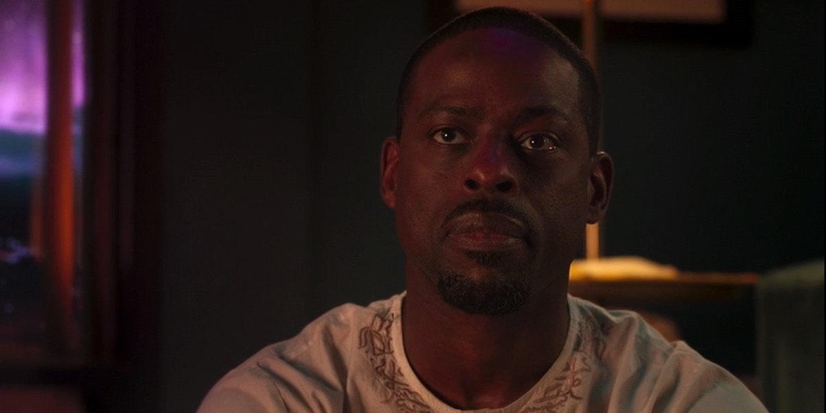 Sterling K. Brown in Black Panther