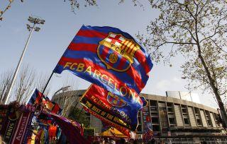 Soccer – UEFA Champions League – Quarter Final – Second Leg – Barcelona v Arsenal – Nou Camp