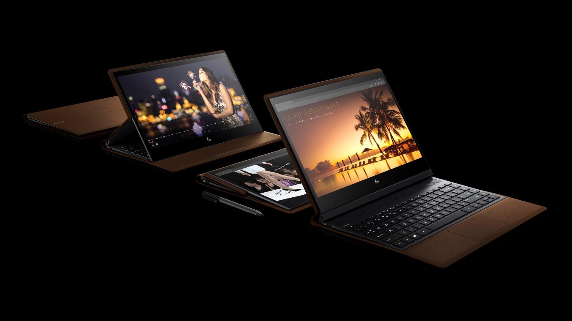 O HP Spectre Fólio e Spectre x360 notebooks premium lançado na Índia