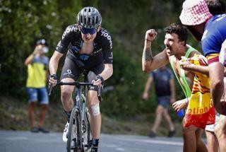 Tour de France 2021 108th Edition 14th stage Carcassonne Quillan 1837 km 10072021 Mark Donovan GBR Team DSM photo Gregory Van GansenPNiBettiniPhoto2021