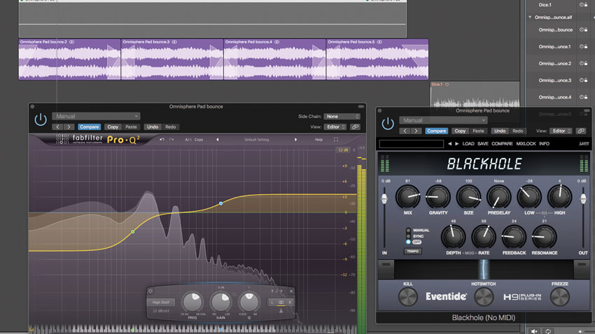 How to turn found sounds into atmospheric drone textures