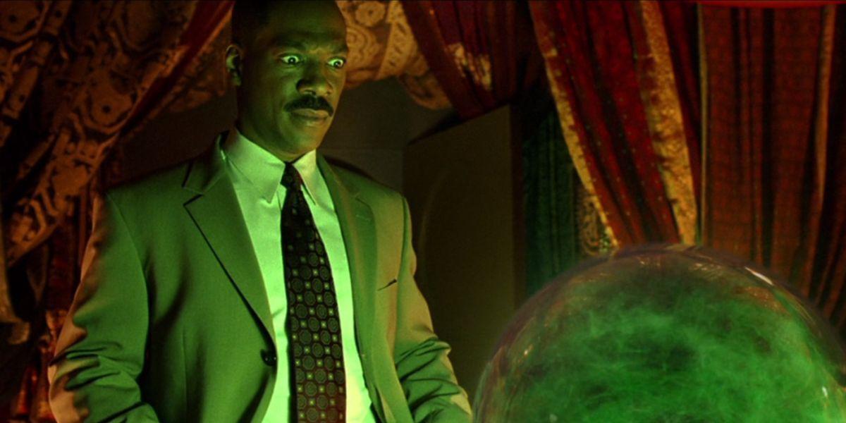 Eddie Murphy in The Haunted Mansion