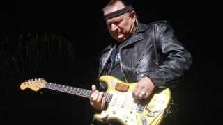 Learn how to play Dick Dale's iconic Misirlou guitar riff