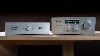 Audiozen announces the Alchemy Embrace, an amp designed to give you a hug.
