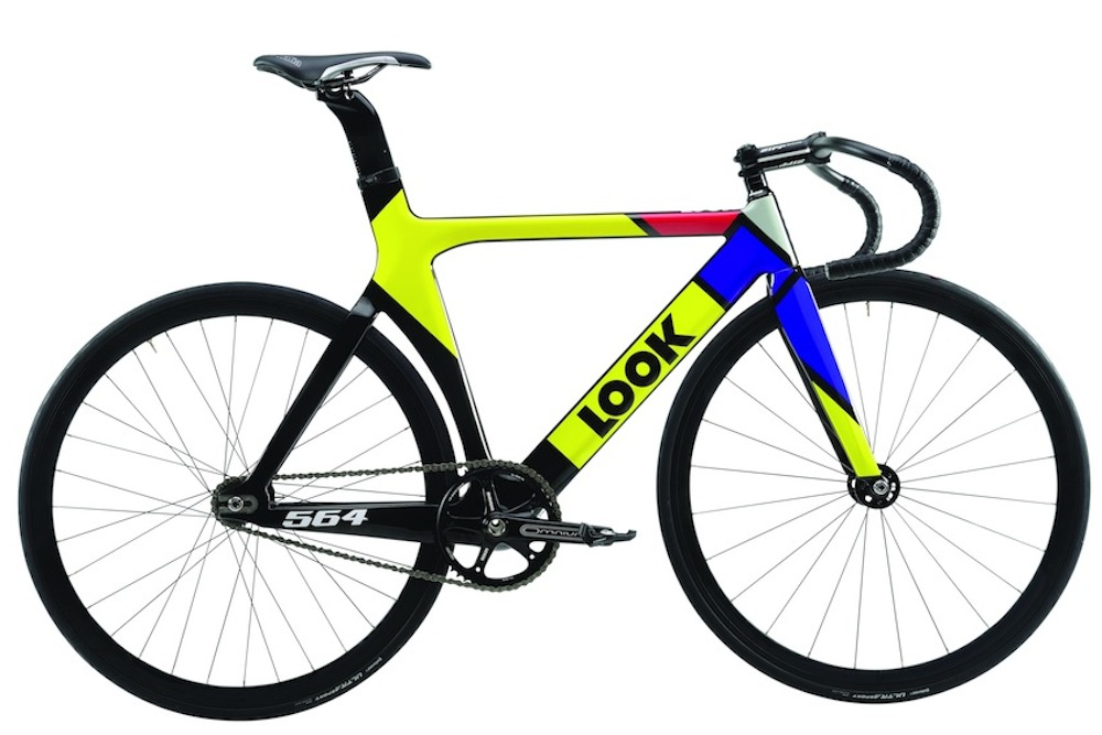 New Look track bike targets the mid-range - Cycling Weekly