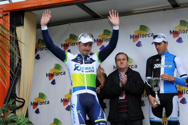 Leigh Howard wins, Trofeo Alcudia 2013, Majorca