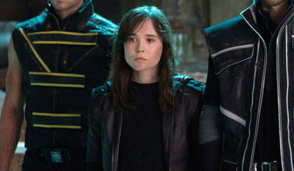 ellen page kitty pryde x-men: days of future past