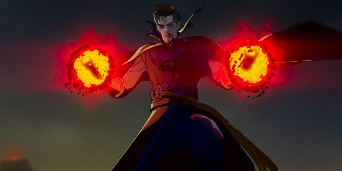 Evil Doctor Strange