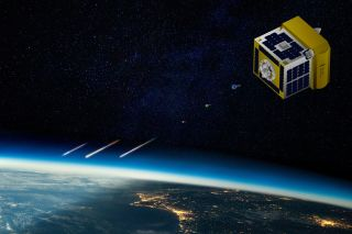 The Japanese company ALE (Astro Live Experiences) aims to create an artificial meteor shower with its new small satellite ALE-2. Rocket Lab will launch the satellite on an Electron rocket on Nov. 25.