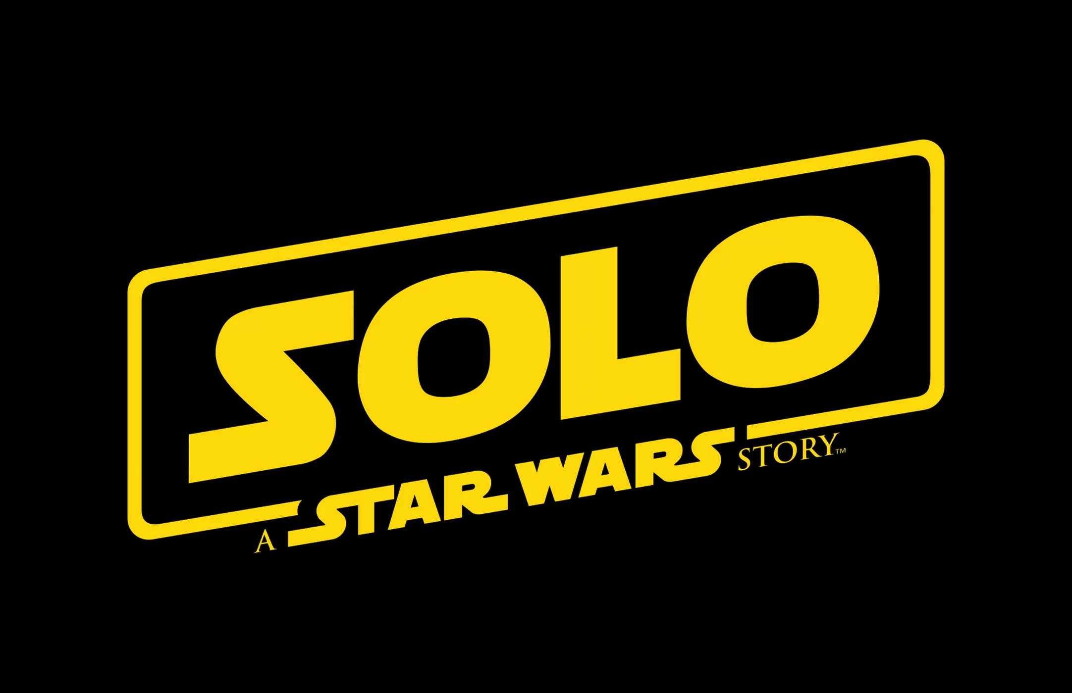 Solo A Star Wars Story Logo And Official Description Released