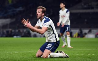 Tottenham Harry Kane
