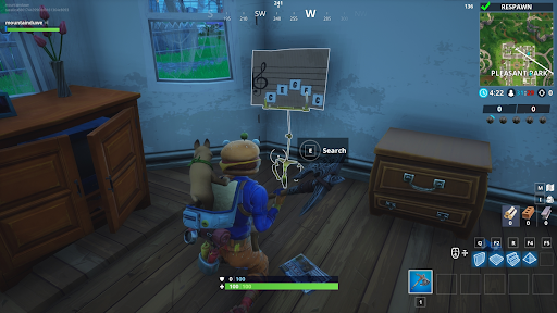 Fortnite Sheet Music And Piano Locations Pc Gamer