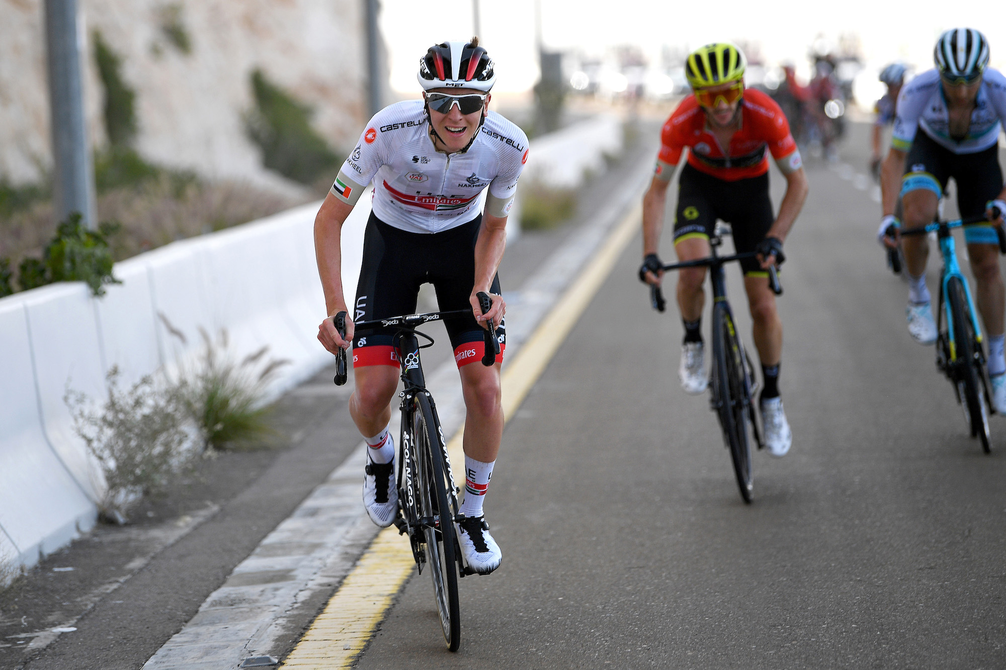 How to watch the UAE Tour 2021: Watch the WorldTour stage race featuring  Chris Froome and Mathieu van der Poel - Cycling Weekly