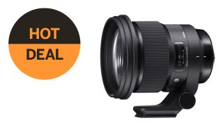 Save $430 on Sigma 100mm f/1.4 Art lens for Sony E mount