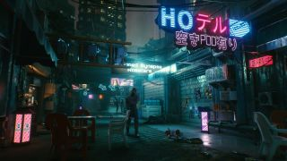 Cyberpunk 2077 looks better on Xbox Series X than on PS5