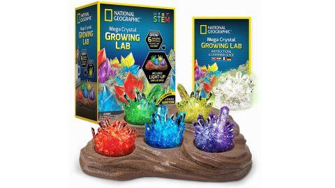 NatGeo Mega Crystal-Growing Kit
