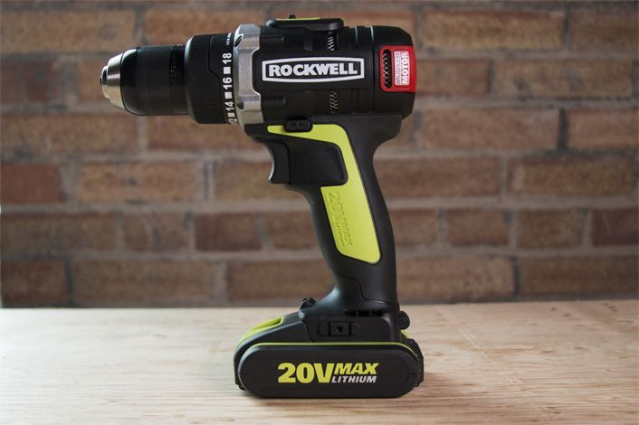 Rockwell RK2852K2 20V Cordless Power Drill Review - Pros and Cons