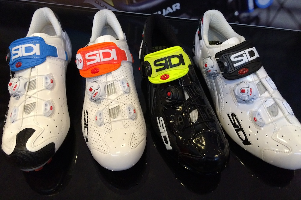 Thumbnail: High end Italian cycle shoe company Sidi has launched a range of swappable components.