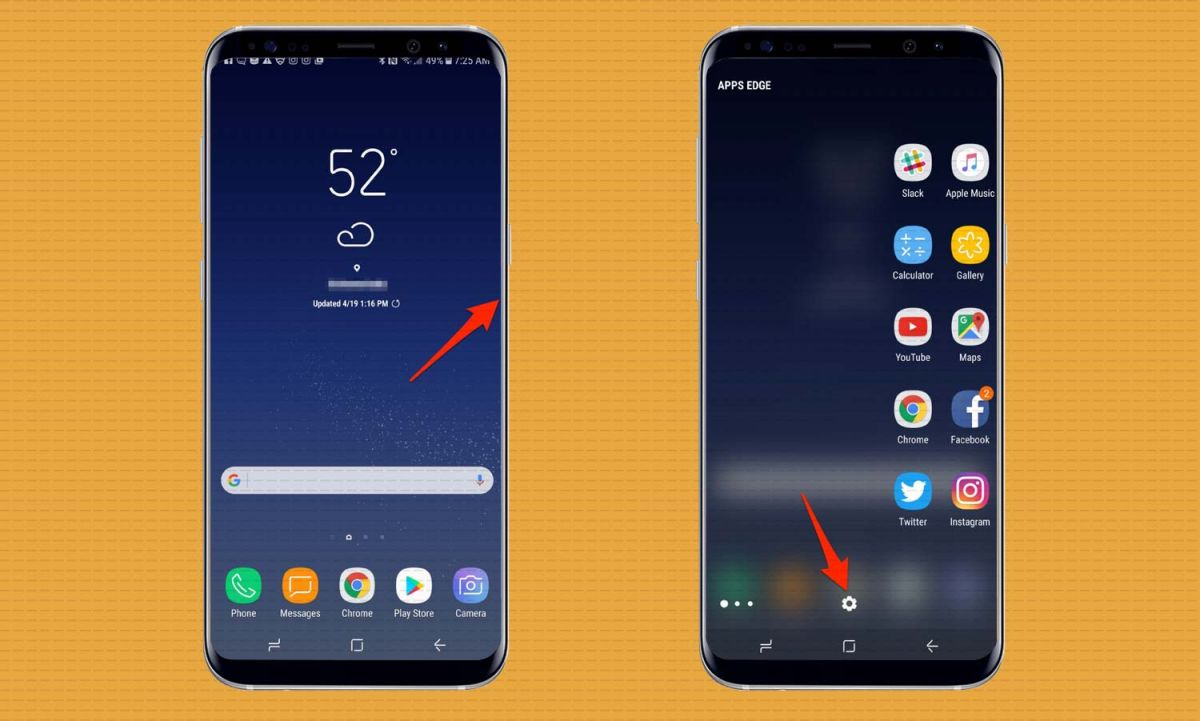 How to Get the Most Out of the Galaxy S8's Display - Samsung Galaxy