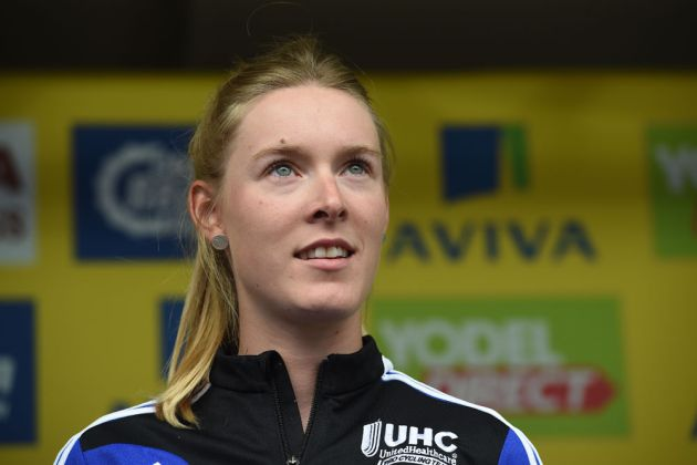 National Championships Win A Big Relief For Hannah Barnes