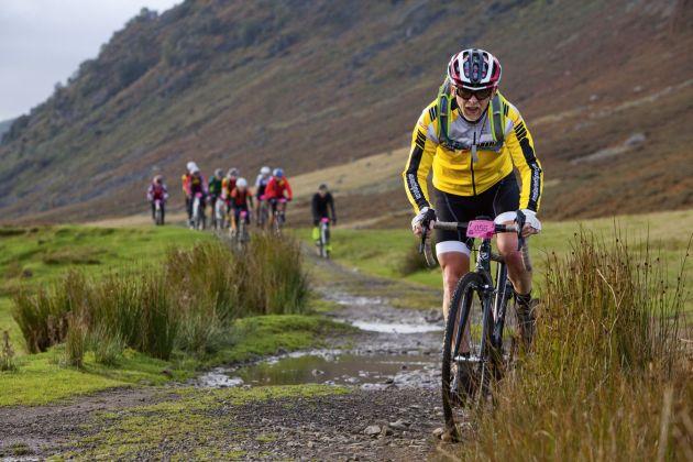 Cycling Weekly Lakeland Monster Miles 2013