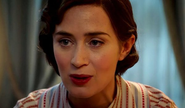 Emily Blunt singing The Place Where Lost Things Go in Mary Poppins Returns