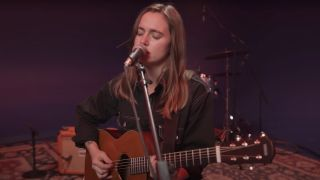 Julien Baker on KEXP at Home