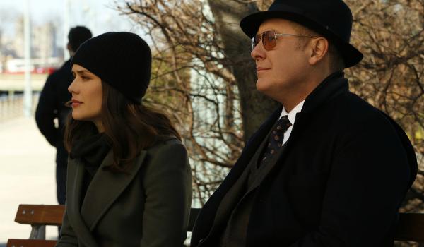 The Blacklist Elizabeth Liz Keen Megan Boone Red Reddington James Spader NBC
