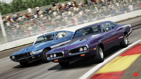 Forza Motorsport 4 Season Pass Gives You American Muscle Cars On Day One #19234