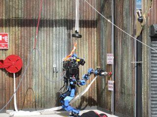 Team Schaft - DARPA Robotics Challenge