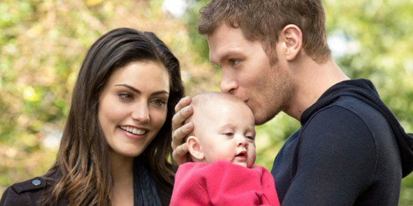 The Originals Hayley Hope Klaus The CW