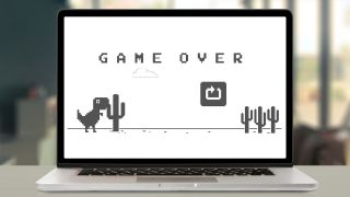 how to hack the chrome dinosaur game