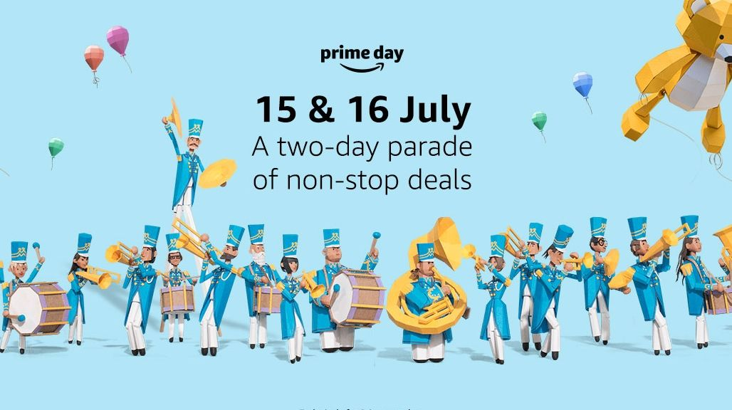 Amazon Prime Day date confirmed: a 48-hour bonanza of bargains