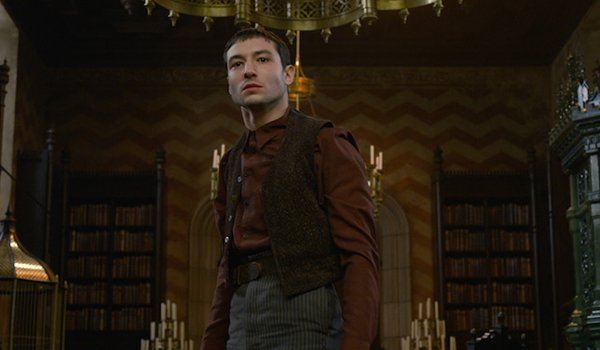 Ezra Miller's Credence, discovering the truth about himself