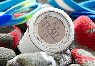 The Suunto Ambit3.